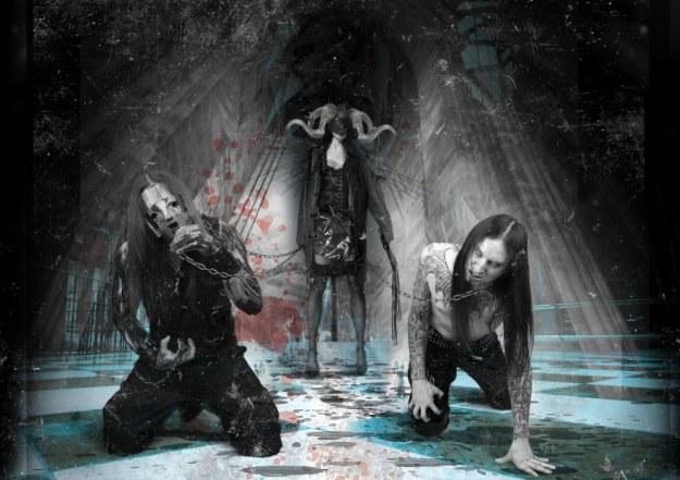 """Belphegor szykuje płytę """"Blood Magick Necromance"""" /Oficjalna strona zespołu"""