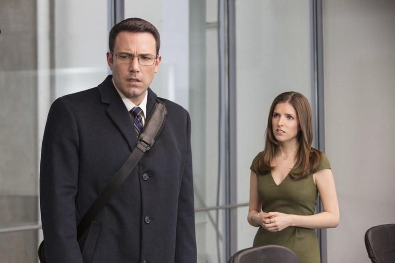 """Ben Affleck i Anna Kendrick grają główne role w """"Księgowym"""" Gavina O'Connora /materiały prasowe"""