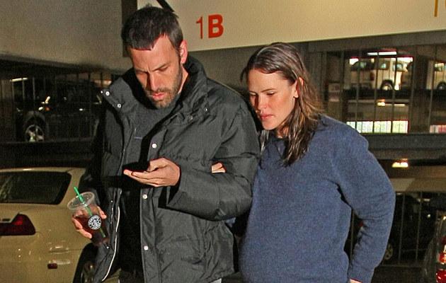 Ben Affleck i Jennifer Garner  /Splashnews