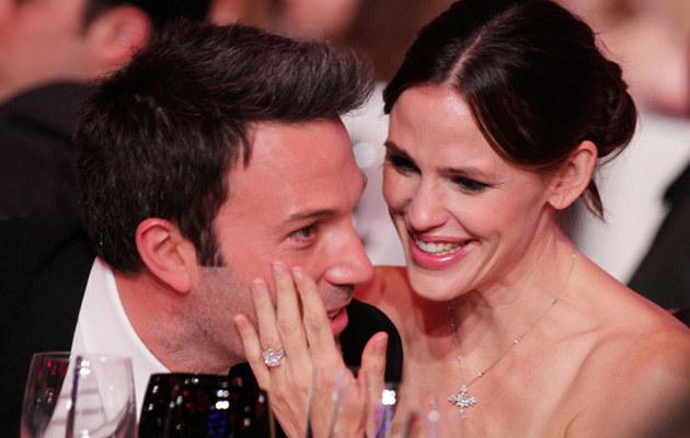 Ben Affleck i Jennifer Garner ogłosił, że się rozwodzą /Christopher Polk /Getty Images