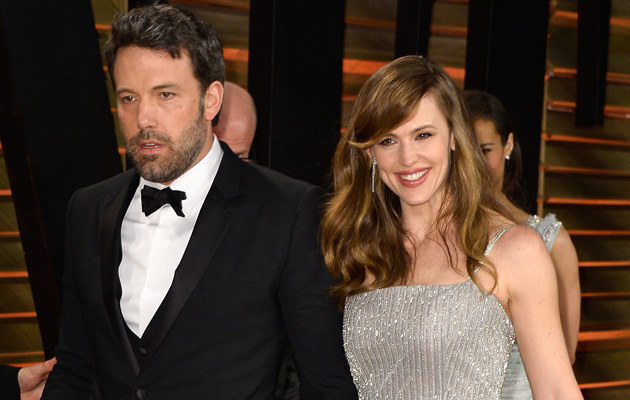 Ben Affleck i Jennifer Garner rozwodzą się! /Pascal Le Segretain /Getty Images