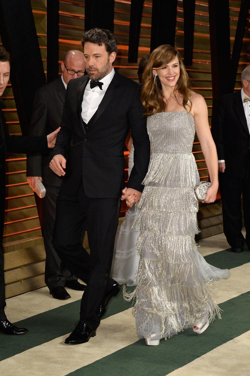 Ben Affleck i Jennifer Garner /Pascal de Segretain /Getty Images