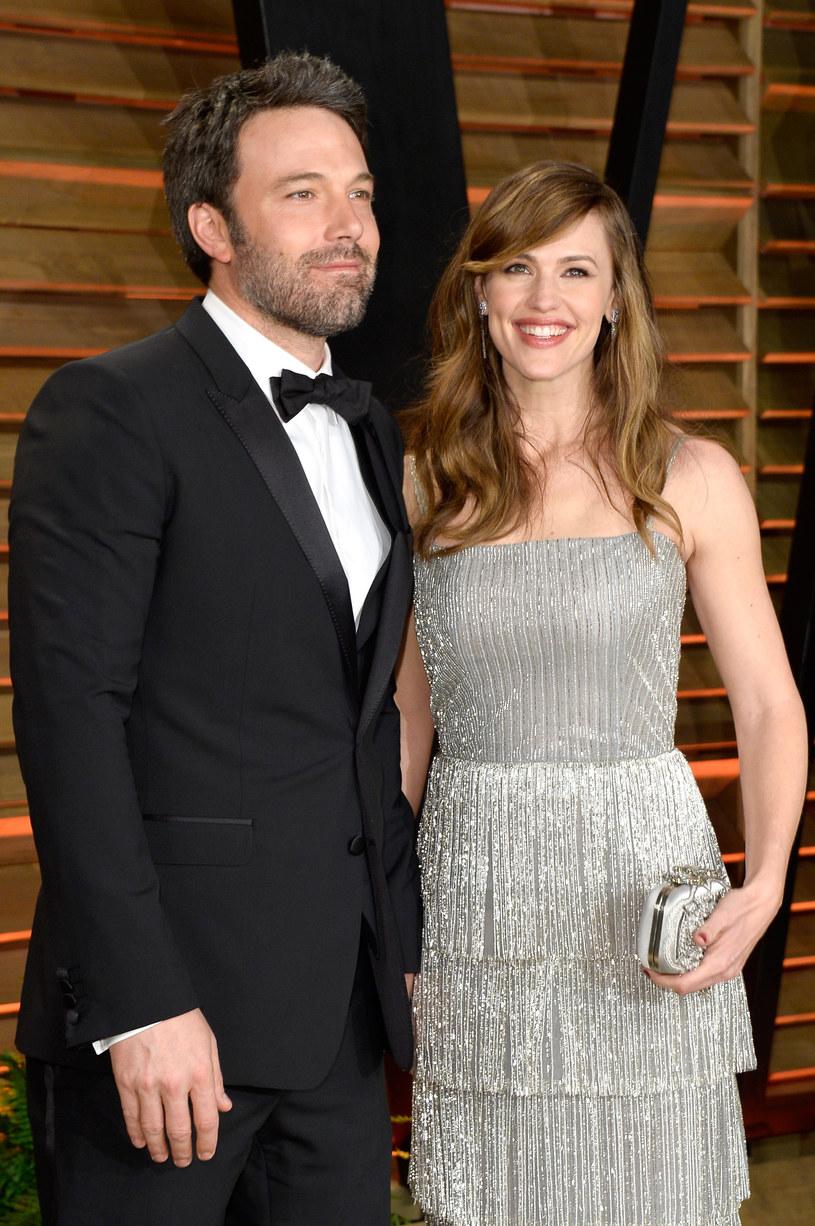 Ben Affleck i Jennifer Garner /Pascal Le Segretain /Getty Images