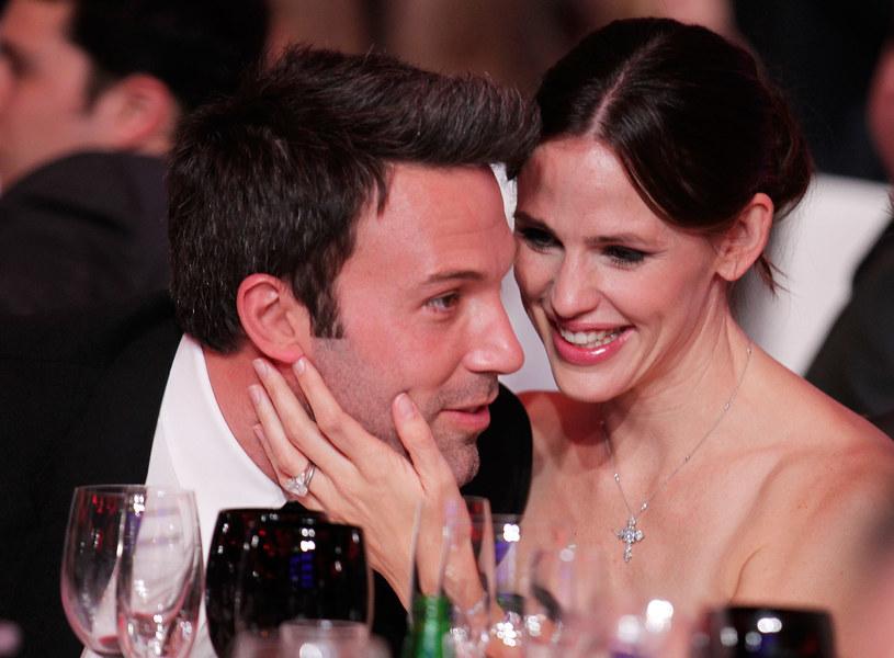 Ben Affleck i Jennifer Garner /Christopher Polk /Getty Images