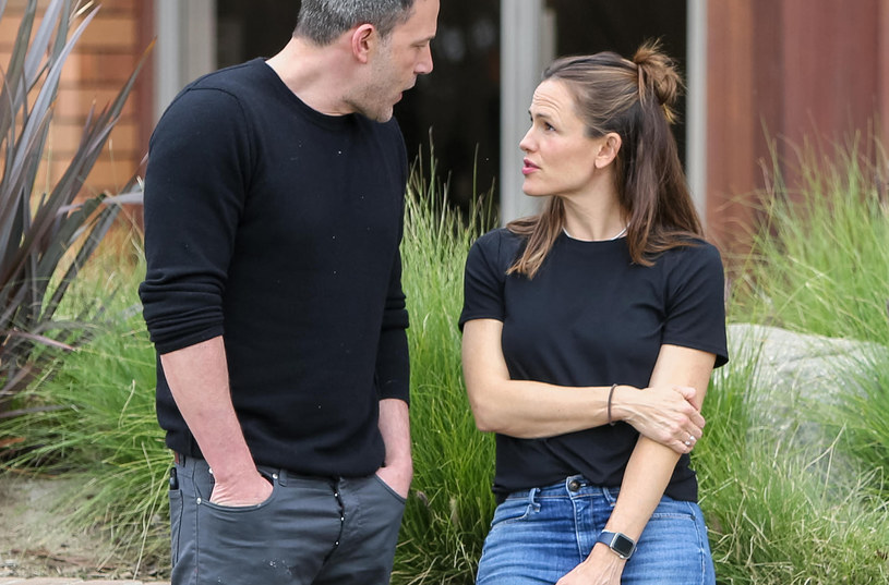Ben Affleck i Jennifer Garner /GC Images /Getty Images