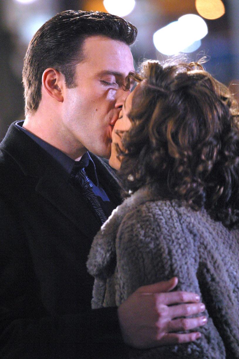 Ben Affleck i Jennifer Lopez, 2002 rok /James Devaney /Getty Images