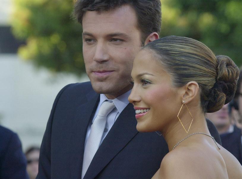 Ben Affleck i Jennifer Lopez byli razem od 2002 do 2004 roku /Chris Weeks/FilmMagic /Getty Images