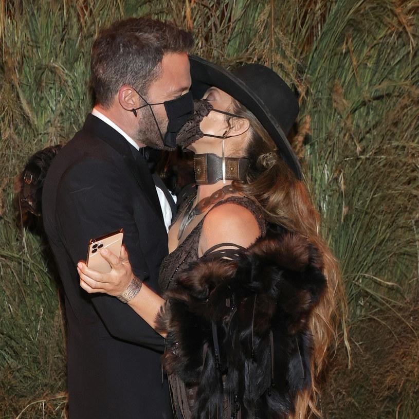 Ben Affleck i Jennifer Lopez /Kevin Mazur /Getty Images