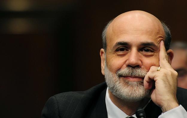Ben Bernanke, szef Fed /AFP