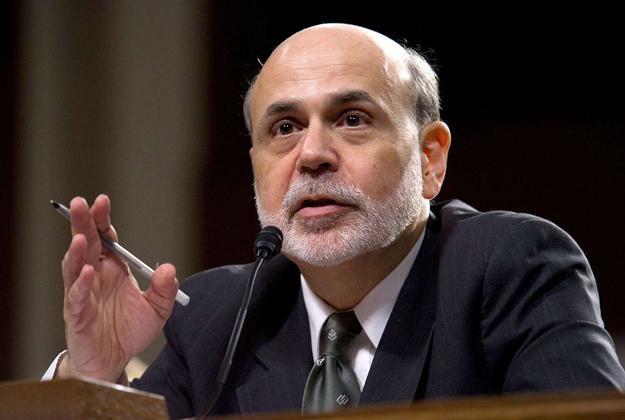 Ben Bernanke, szef Fedu /AFP