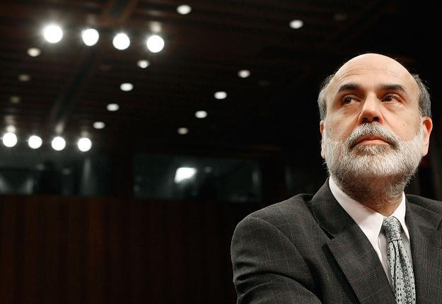 Ben Bernanke, szef Rezerwy Federalnej /AFP