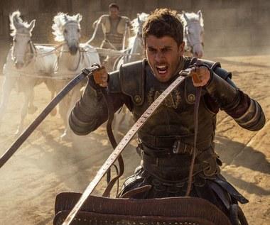 """""""Ben-Hur"""": Kulisy wyścigu rydwanów"""