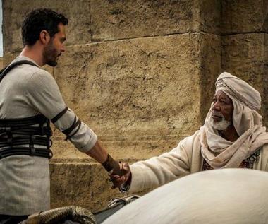 """Ben-Hur"": Morgan Freeman i inni twórcy o filmie [epk]"