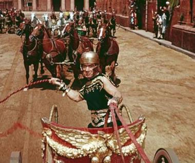 """""""Ben Hur - Wydanie jubileuszowe 50.rocznica"""" [trailer]"""