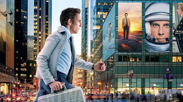 """Ben Stiller nie tylko wyreżyserował """"Sekretne życie..."""", ale zagrał też tytułową rolę. /materiały dystrybutora"""