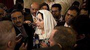 Benazir Bhutto zapowiada wycofanie partii z parlamentu