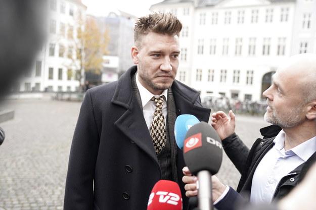 Bendtner już wcześniej miał problemy z prawem /MARTIN SYLVEST /PAP/EPA