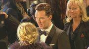 Benedict Cumberbatch i Sophie Hunter pobrali się w Dniu Zakochanych
