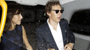 Benedict Cumberbatch i  Sophie Hunter ujawnili imię syna