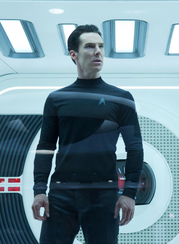 Benedict Cumberbatch jako Khan /materiały prasowe