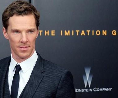 Benedict Cumberbatch nie tylko o Enigmie