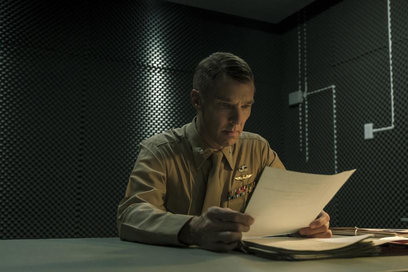 """Benedict Cumberbatch w filmie """"Mauretańczyk"""" /materiały prasowe"""