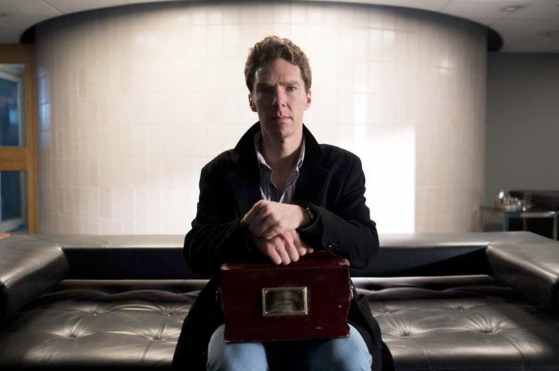 "Benedict Cumberbatch w serialu ""Patrick Melrose"" /HBO"