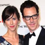 Benedict Cumberbatch wziął ślub w Walentynki!