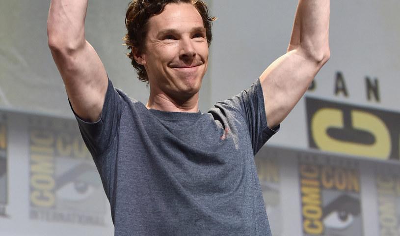 Benedict Cumberbatch znów będzie ojcem! /Alberto E. Rodriguez /Getty Images