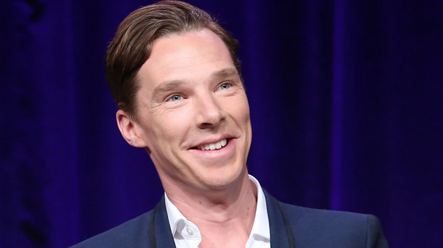 Benedict Cumberbatch /Frederick M. Brown /Getty Images