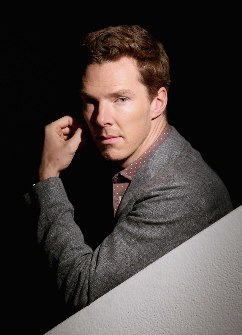Benedict Cumberbatch /Imeh Akpanudosen /Getty Images