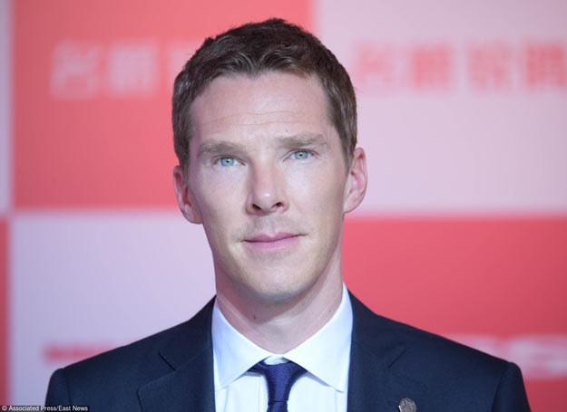 Benedict Cumberbatch /Associated Press /East News