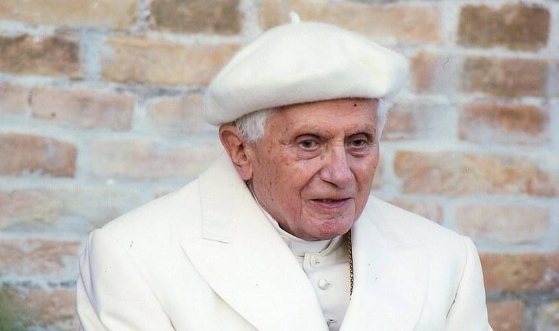 Benedykt XVI obchodził 91. urodziny /Splash News /East News