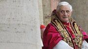 """Benedykt XVI, przydomek """"Biała Czupryna"""""""