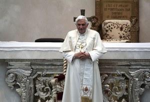 Benedykt XVI: Wewnętrznie pielgrzymuję do Domu