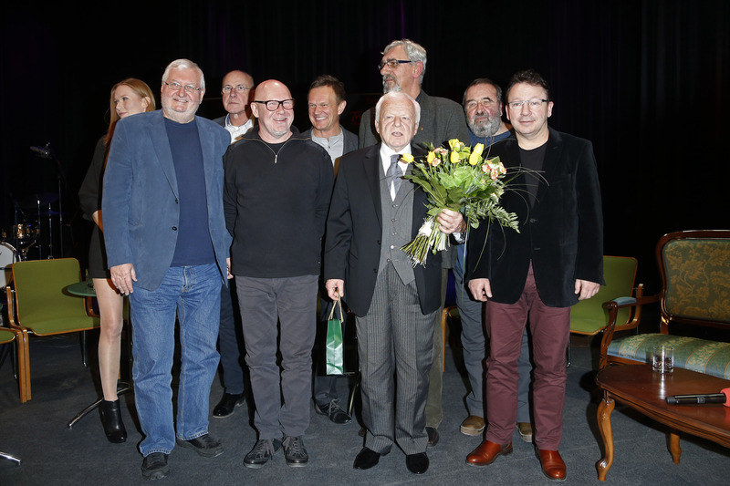 Benefis Mariana Opani /Andrzej Engelbrecht /AKPA