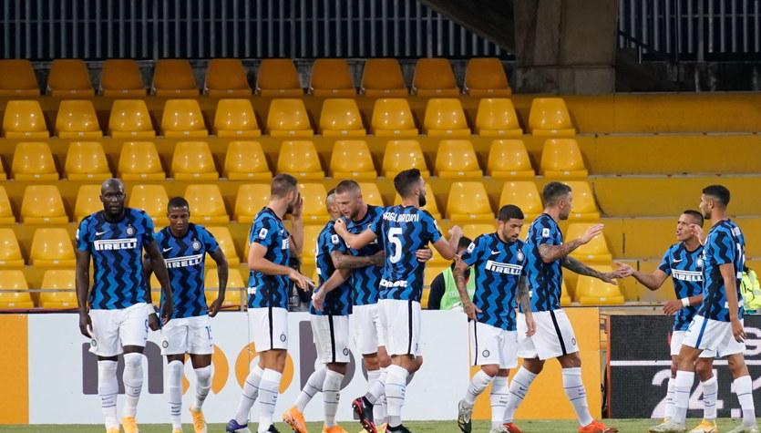 Benevento Calcio - Inter Mediolan 2-5 w zaległym meczu 1. kolejki Serie A