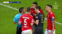 Benfica Lizbona - Bayern Monachium. Nieuznana bramka Roberta Lewandowskiego. WIDEO (Polsat Sport)