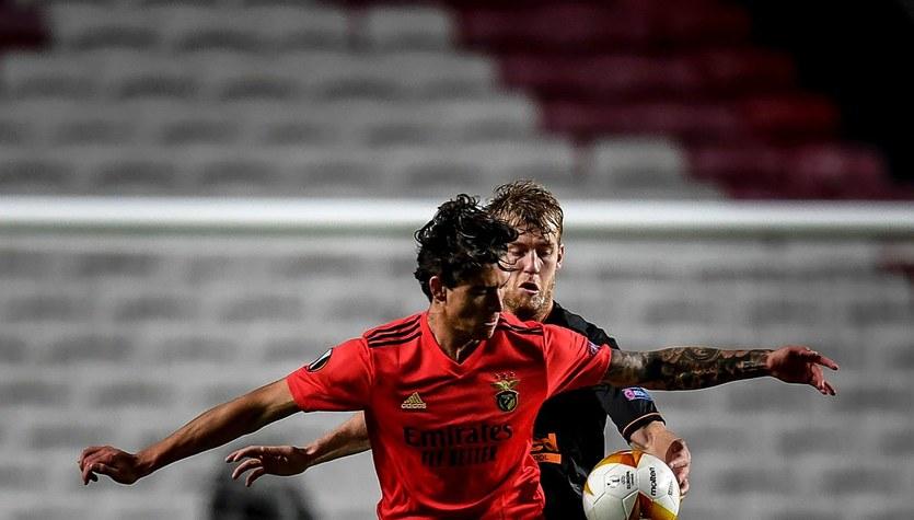 Benfica Lizbona – Lech Poznań. Koronawirus w Benfice