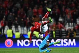 Benfica Lizbona - Zenit Sankt Petersburg 1-0 w 1/8 finału Ligi Mistrzów