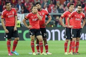Benfica nie przełamała klątwy, po raz ósmy przegrała finał europejskiego pucharu