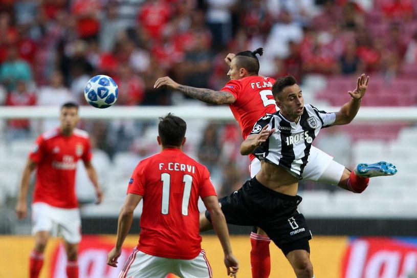 Benfica - PAOK /PAP/EPA