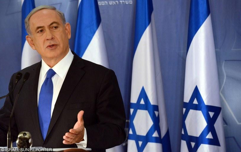 Benjamin Netanjahu: Izrael postrzega Iran jako zagrożenie egzystencjalne /Israel Sun / Haim Zach / Reporter /East News