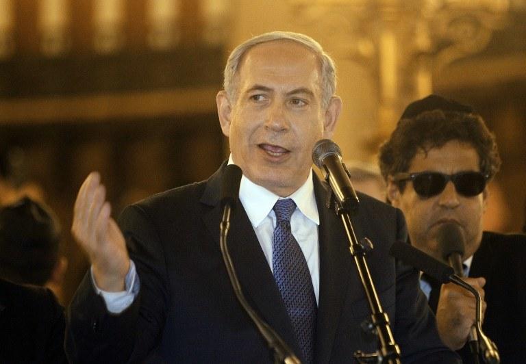 Benjamin Netanjahu /AFP