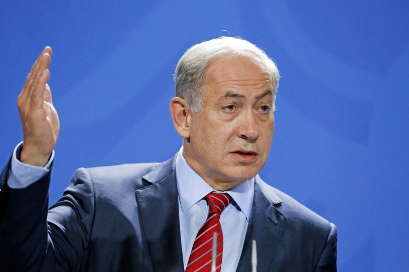 Benjamin Netanjahu /Reporter
