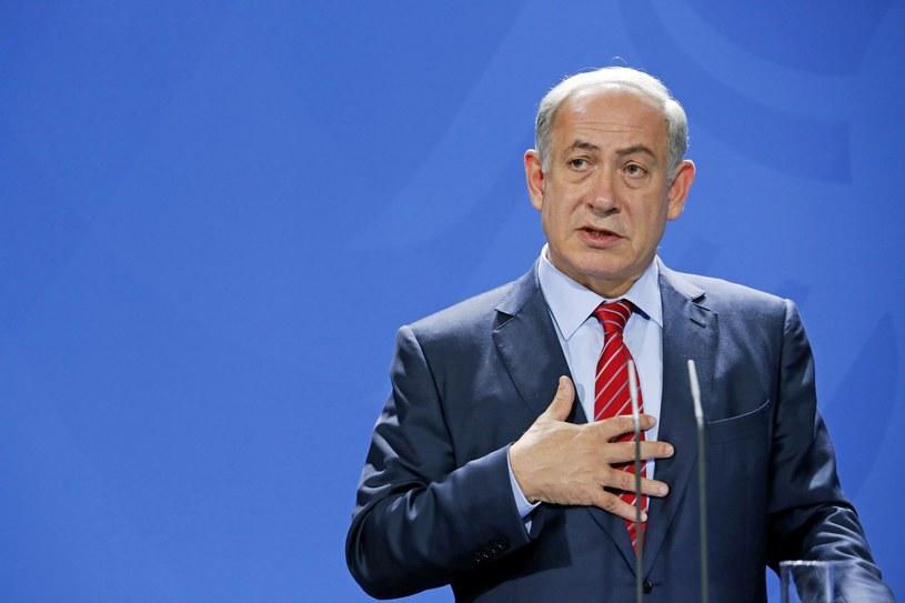 Benjamin Netanjahu /Face to Face/REPORTER /East News