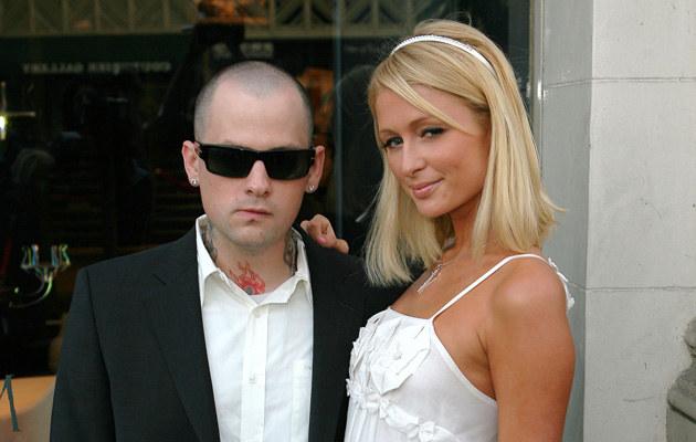 Benji Madden, Paris Hilton  /Splashnews