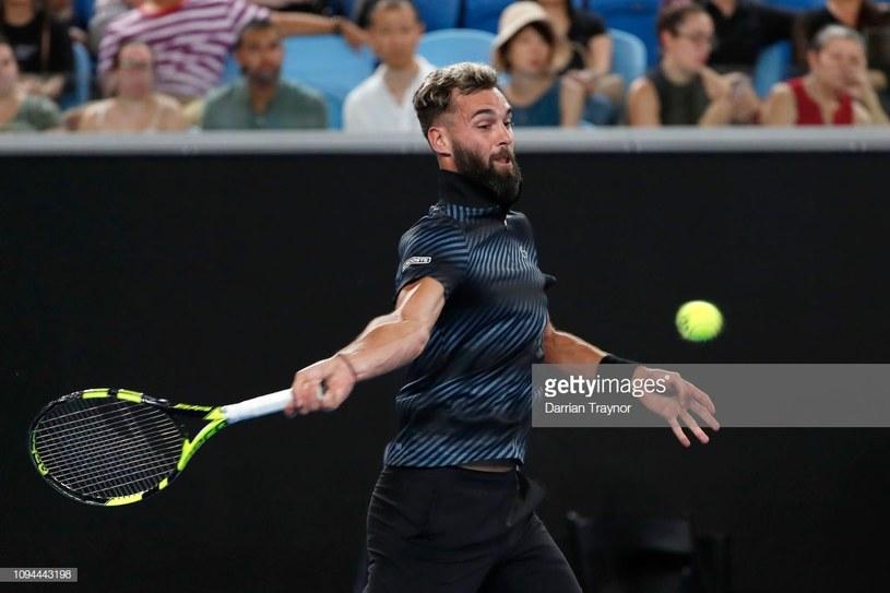 Benoit Paire /Getty Images