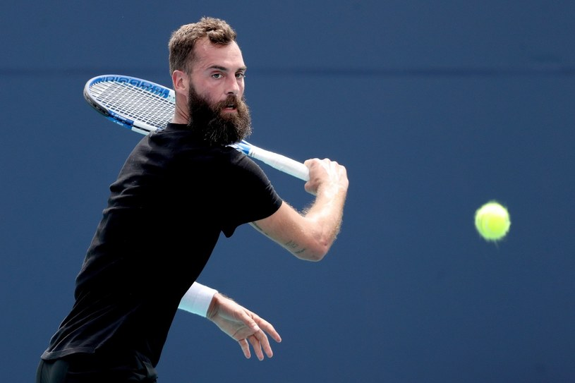 Benoit Paire /AFP/GETTY IMAGES NORTH AMERICA MATTHEW STOCKMAN/MS / MS /AFP