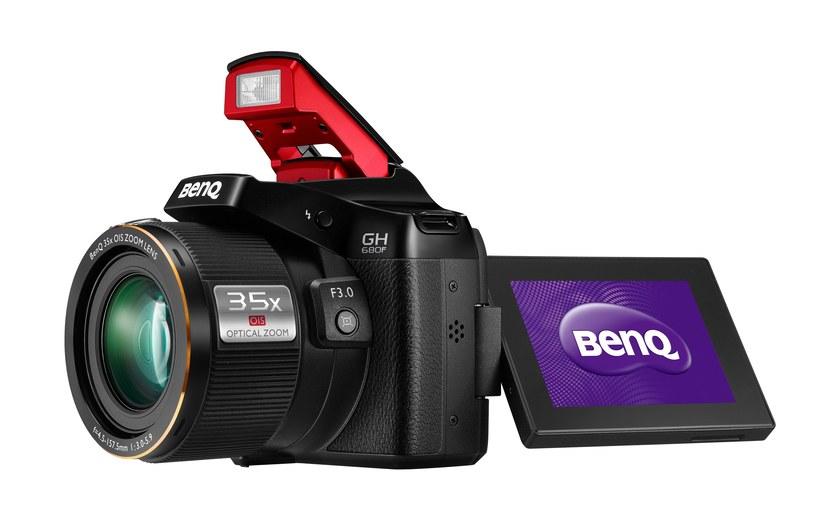 BenQ GH680F /materiały prasowe